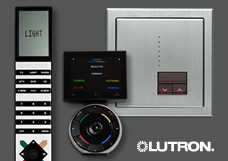 Lutron Rania with Bang & Olufsen