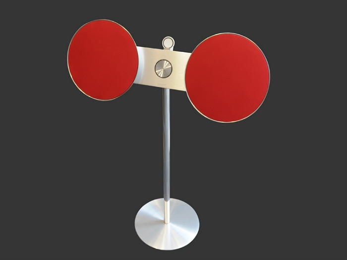 bang and olufsen beosound 8. new version of floor stand for beosound 8 bang and olufsen beosound